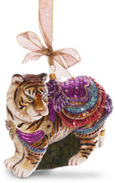 Jay Strongwater Carousel Tiger Ornament