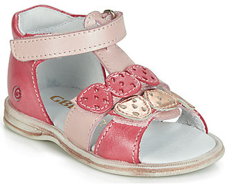 GBB NAVIZA girls's Sandals in Pink