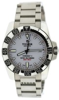 Tudor Hydronaut II 20030 Stainless Steel White Dial Automatic 40mm Mens Watch