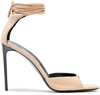 Stella McCartney Faux Suede Sandals
