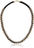 Noir Gold and Black Gelato Necklace