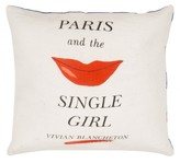 Lulu & Georgia Kate Spade New York Yorkville Paris And The Single Girl Pillow