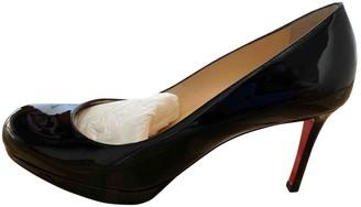 Christian Louboutin Black Patent leather Heels