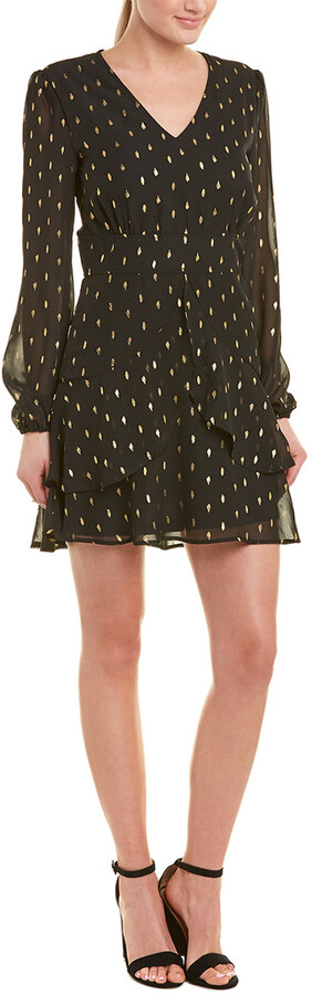 Thumbnail for your product : Romeo & Juliet Couture Ruffle Mini Dress