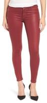 Hudson Women's Coated Super Skinny Jeans