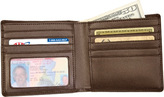 Royce Leather Men's Double ID Hipster Wallet 119-6