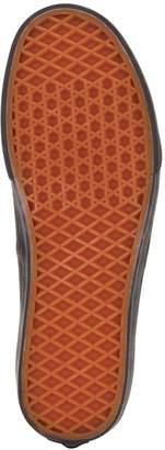 Vans Authentic Decon Leather Trainers - Black