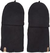 Mackage Black Lennon Convertible Gloves