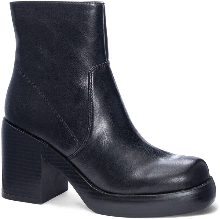 Chinese Laundry Groovy Platform Boot