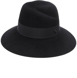 Maison Michel Wide Brimmed Hat