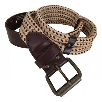 Comptoir des Cotonniers Brown Other Belts
