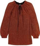 Just Cavalli Metallic Knitted Tunic