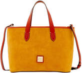 Dooney & Bourke Suede Brandy