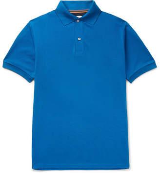 Paul Smith Cotton-Pique Polo Shirt