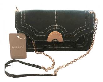 Paul & Joe Green Leather Handbags