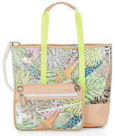 Sakroots Seni Collection Seville Tote with Pouch
