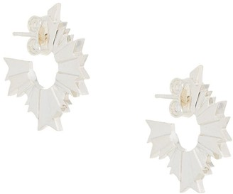 MEADOWLARK August hoop earrings