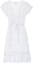 Rails White Kiki Wisteria Dress - XS .