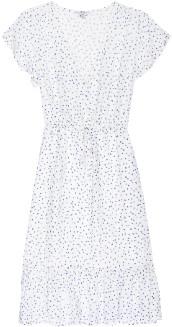 Rails White Kiki Wisteria Dress - S .