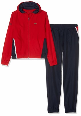 Lacoste Sport Boy's Wj9479 Clothing Set