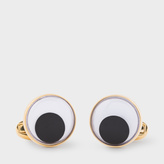 Paul Smith Men's Googly Eye Cufflinks