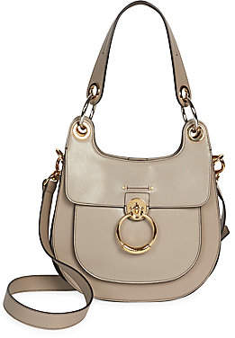 Chloé Women's Small Tess Leather Hobo Bag