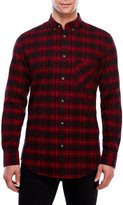 Zanerobe Red Flannel Shirt