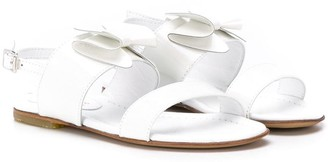 Montelpare Tradition Bow Strap Sandals