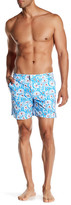 Parke & Ronen Catalonia Print Stretch Trunk