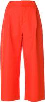 Marni cropped wide leg trousers