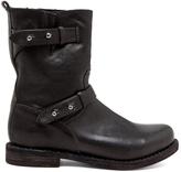 Rag & Bone Leather Moto Boots