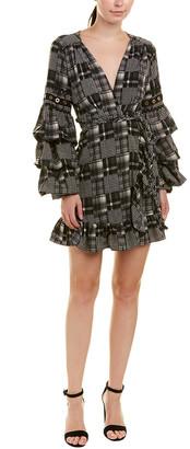 MISA Isabel Wrap Dress