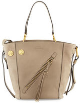 Chloé Myer Medium Leather & Suede Tote Bag