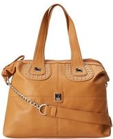 Kooba V Couture by Honore Satchel (Tan) - Bags and Luggage
