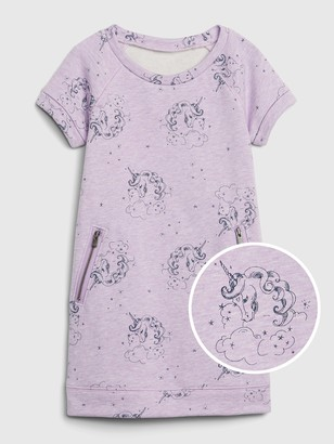 Gap Toddler Sweatshirt Dress