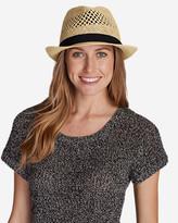 Eddie Bauer Women's Packable Fedora Hat