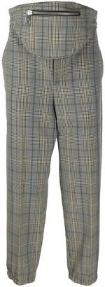 Neil Barrett Belt Bag Tapered Trousers
