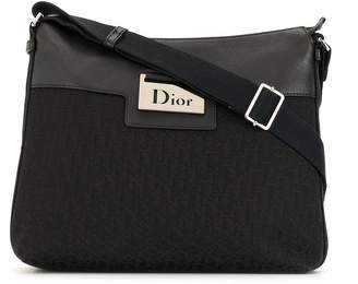 Christian Dior Pre Owned Street Chic Trotter shoulder bag