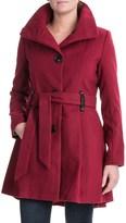 Steve Madden Sweater Wrap Coat (For Women)