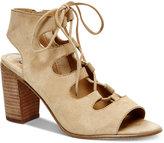 Steve Madden Women's Nilunda Lace-Up Sandals