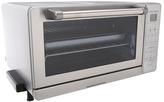 Cuisinart TOB-130 Deluxe Convection Toaster Oven Broiler (Brushed Stainless) - Home