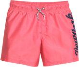 H&M Swim Shorts with Printed Motif - Raspberry - Kids