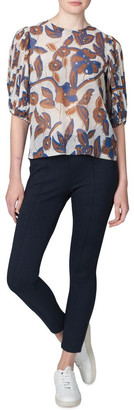 Skin and Threads Pintuck Ponte Pant