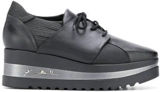 Baldinini lace-up platform shoes