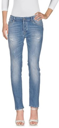 Grey Daniele Alessandrini Denim trousers