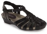 Aravon Women's Standon Wedge Sandal