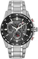Citizen Eco-drive Perpetual Calendar Chronograph Bracelet Strap Watch