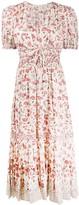Ulla Johnson Zaria floral print dress