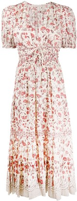 Ulla Johnson Zaria floral print dress