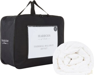 Harrods Thermal Balance Single Summer Duvet (135cm x 200cm)